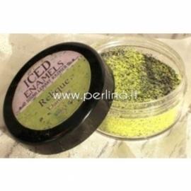 "Šaltosios emalės milteliai ""Relique Chartreuse"", 15 ml"