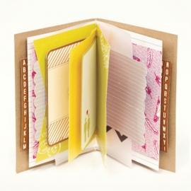Albumai, dienoraščiai ir jų priedai
