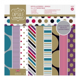 Capsule - Spots & Stripes Jewels rinkinys