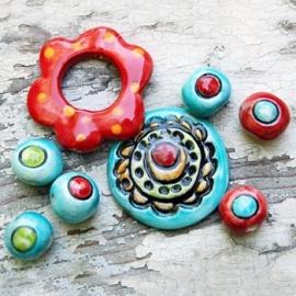 Keramikiniai karoliukai