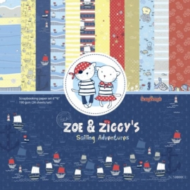 Zoe & Ziggy's Sailing Adventures collection