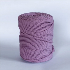 Twisted cotton cords